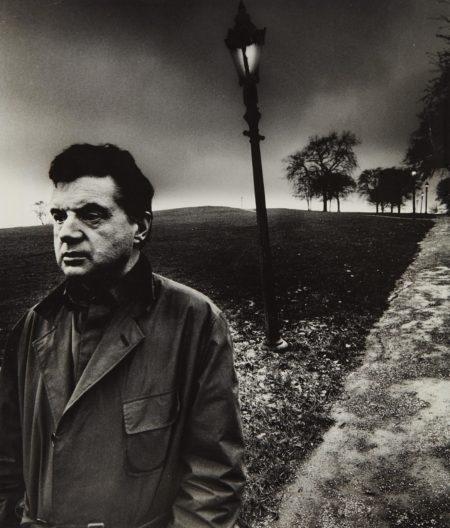 Bill Brandt-Francis Bacon, Primrose Hill-1963