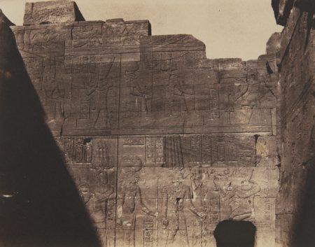 John Beasley Greene-Dakkeh, Salle de Thot-1854