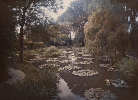 Etienne Clementel - Etang des Nympheas a Giverny-1920