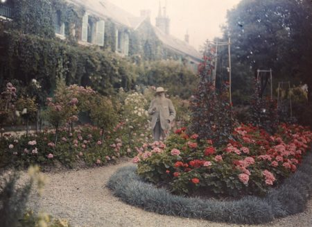 Etienne Clementel - Monet a Giverny-1920