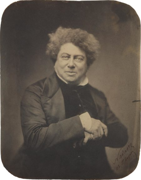 Nadar-Alexandre Dumas-1855
