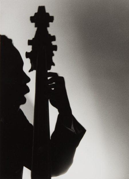 Roy DeCarava-George Morrow-1956