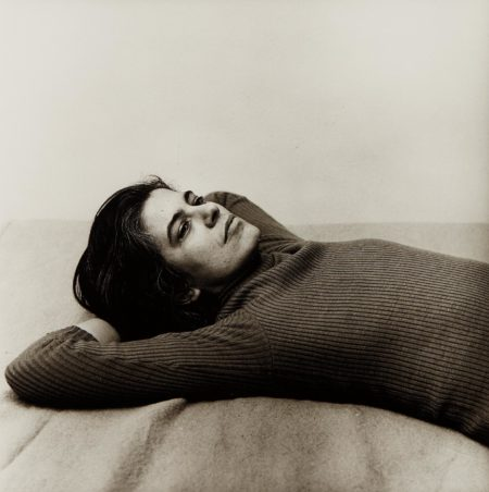 Peter Hujar-Susan Sontag-1975