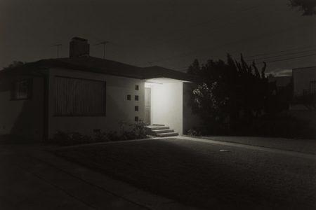 Henry Wessel-Night Walk, Los Angeles, No. 28-1995