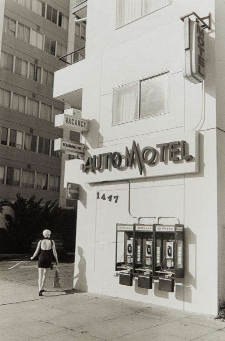 Henry Wessel-Santa Monica, California-1989