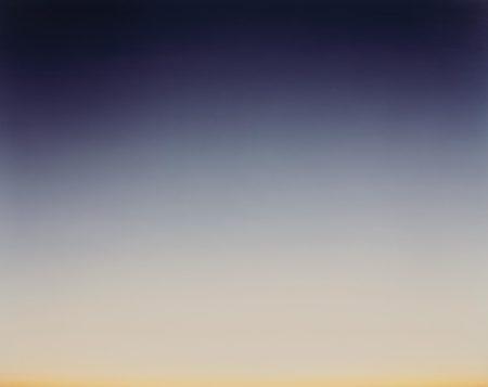 Richard Misrach-Araby, Arizona, 3.24.95, 7:27 pm-1995