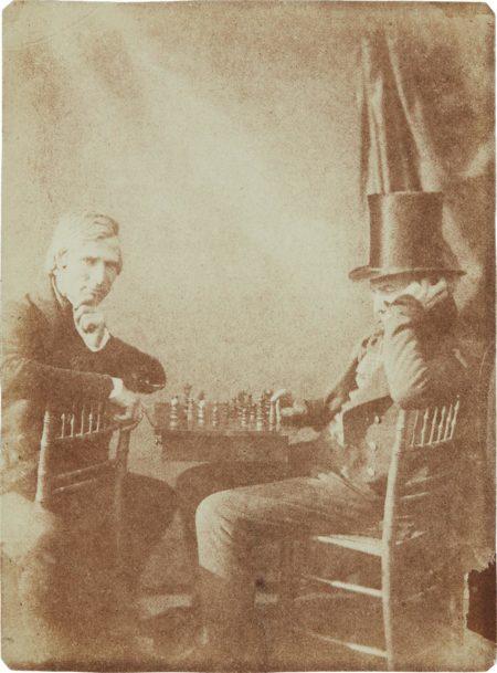 Nicolaas Henneman-The Chess Players-1847