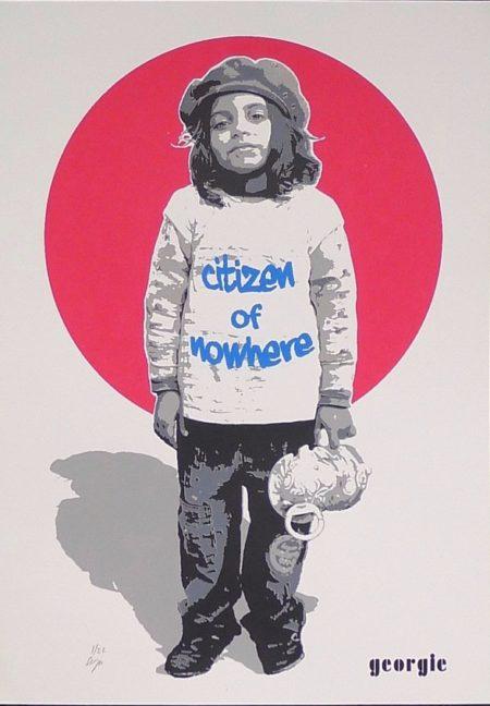 Citizen Of Nowhere-