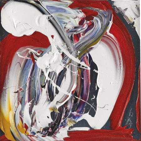 Kazuo Shiraga-Sanmai (Spectrum)-1996