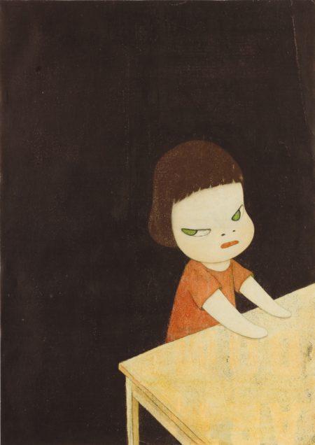 Yoshitomo Nara-Untitled-2002