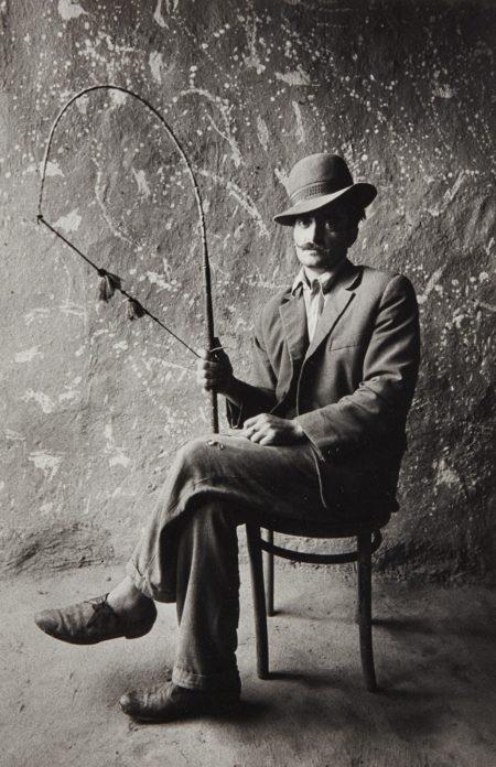 Josef Koudelka-Romania (man with whip)-1968