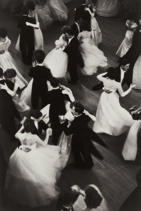 Henri Cartier-Bresson-Queen Charlotte's Ball, London-1959
