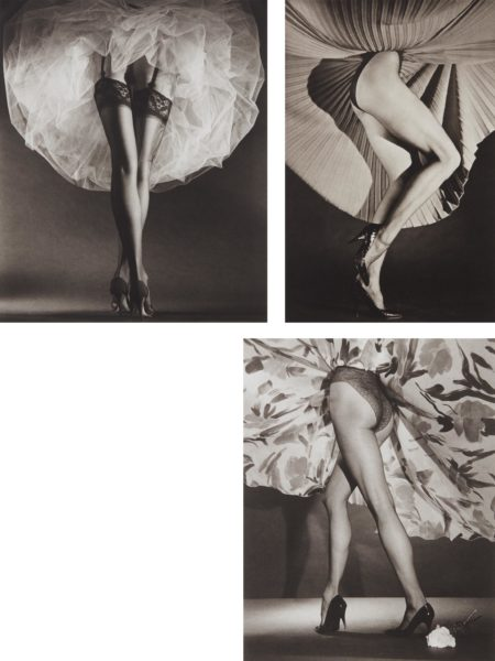 Horst P. Horst-Round the Clock I, II, IV-1987