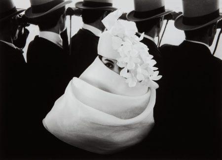 Givenchy Hat A, Paris-1958