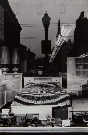 Lee Friedlander-Cincinnati, Ohio-1963