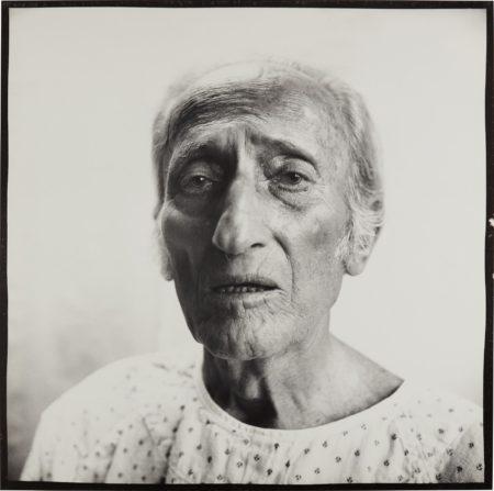 Richard Avedon-Jacob Israel Avedon, Father of Photographer, Sarasota 12.19.72-1972