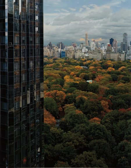 Robert Polidori-View of Central Park and Trump Tower from Time Warner Building-2003