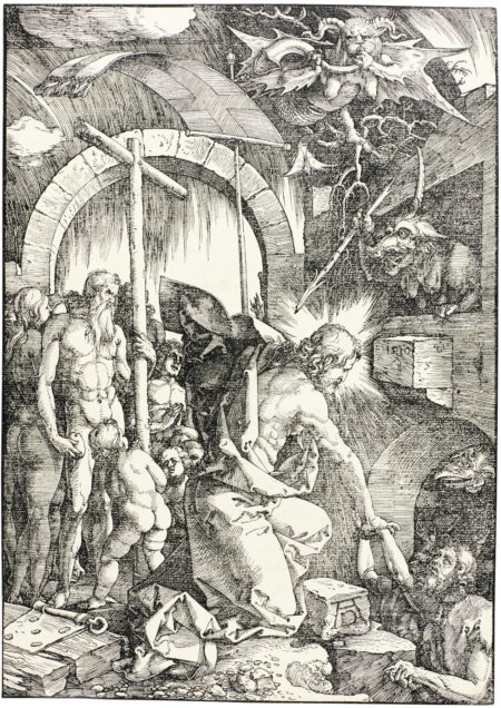 Albrecht Durer-Ecce Homo; The Crucifixion; The Deposition; The Lamentation; And Christ In Limbo (B. 9, 11-14; M., Holl. 118, 120-123)-1511