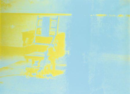 Andy Warhol-Electric Chair (F. & S. II.77)-1971