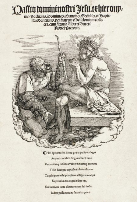 Albrecht Durer-The Large Passion (B. 4-15, M., Holl. 113-24)-1511
