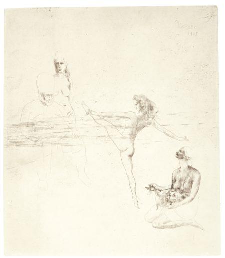 Pablo Picasso-Salome (Bloch 14; Baer 17)-1905