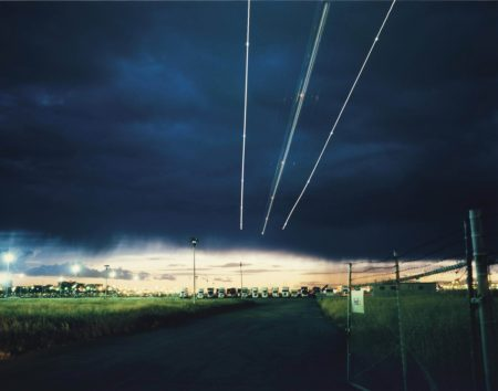 Doug Aitken-The Inextinguishable II-1999