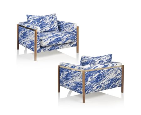 Anatomy Design - 'Southern Guild', A Pair Of Armchairs-2013