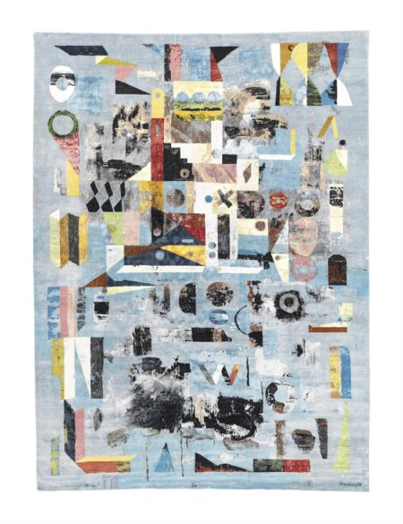 John Murray-'Oust', A Carpet-2016