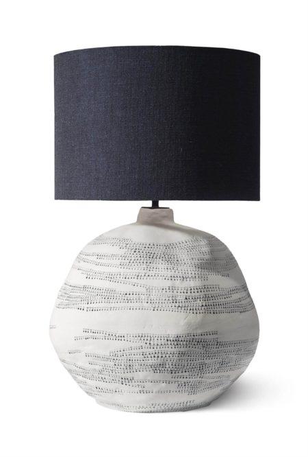 Laura Carlin-A Unique 'White Dot' Lamp-2016
