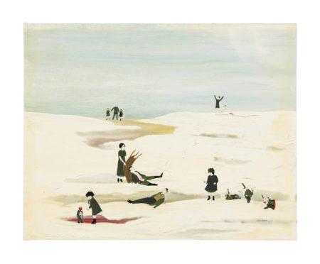 Marcel Dzama-Long White Cloud-2004