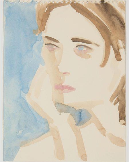 Elizabeth Peyton-Tony St. Kitts-1999