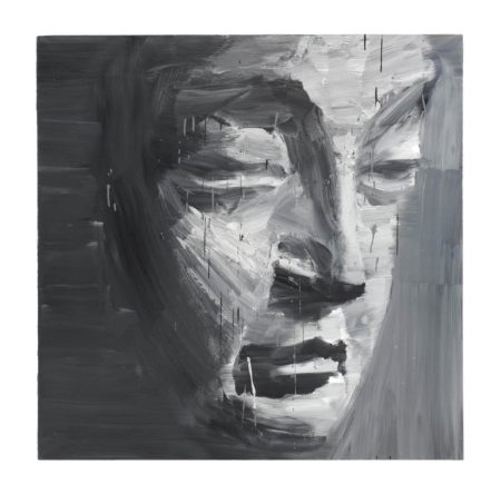 Yan Pei-Ming-Bouddha (Buddha)-2000