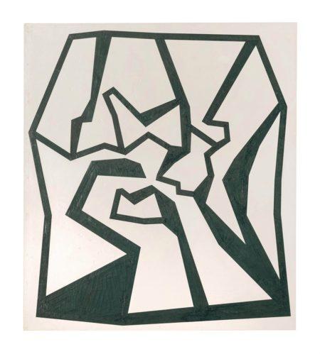 Philip Taaffe-Forest Lantern-1982