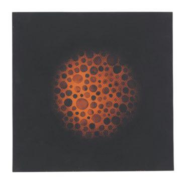 Yayoi Kusama-Infinity Dots-1995