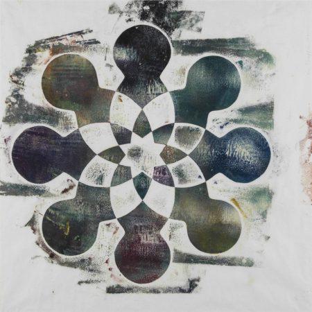 Philip Taaffe-Untitled-1990