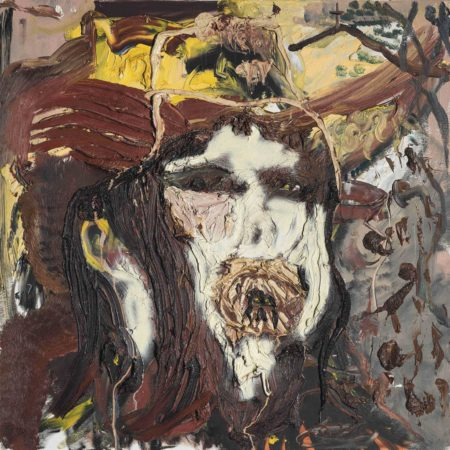 Jonathan Meese-Portrait XVIII-2003