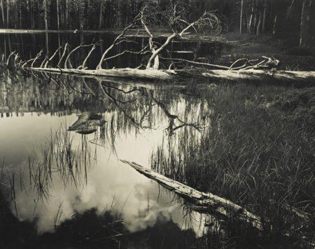 Ansel Adams-Siesta Lake, Yosemite National Park, California-1958