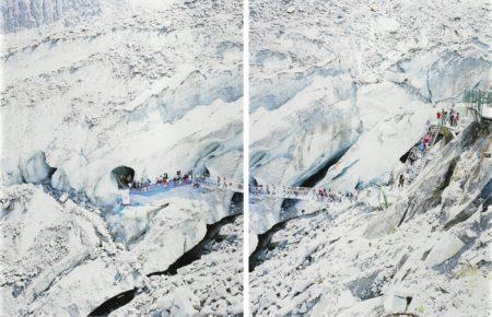 Mer De Glace (From Alpine Landscapes)-2008