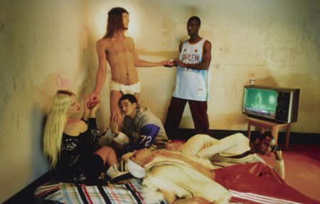 David LaChapelle-Evidence Of A Miraculous Event (From Jesus Is My Homeboy)-2003