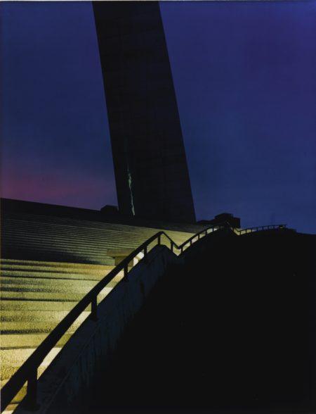 Joel Meyerowitz-St. Louis & The Arch-1982