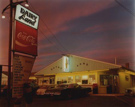 Joel Meyerowitz-Dairyland, Provincetown-1976