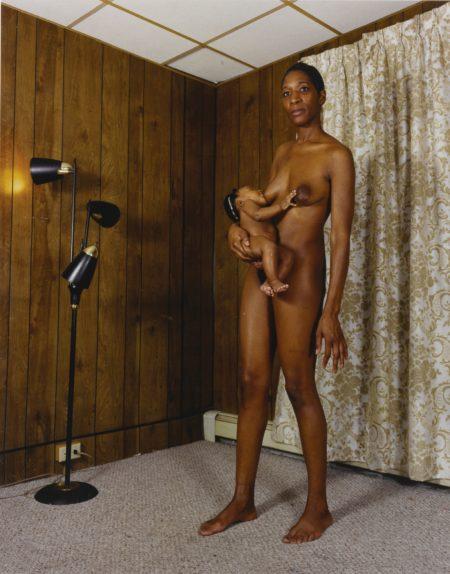 Mother & Child, Poughkeepsie, Ny-2000