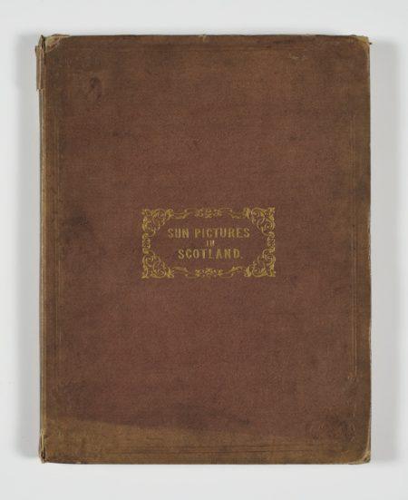 William Henry Fox Talbot-Sun Pictures In Scotland-1844