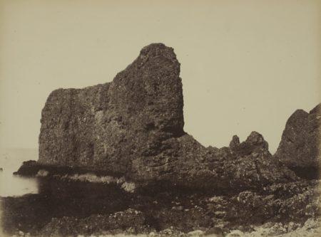 Horatio Ross-Untitled (Sea Coast Near Netherley)-1858