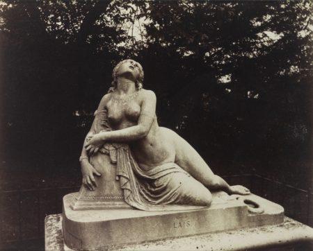 Eugene Atget-Tuileries, Lais-1920