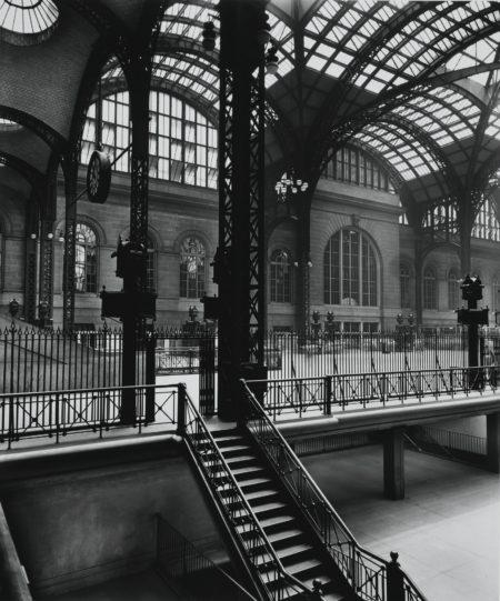 Berenice Abbott-Berenice Abbotts New York II-1930