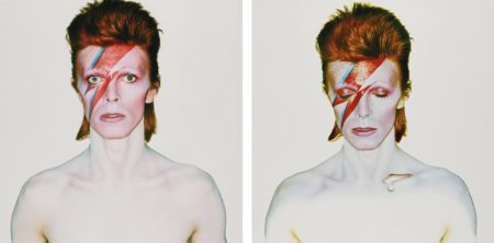 Brian Duffy-Aladdin Sane (Eyes Open And Eyes Closed), 1973-