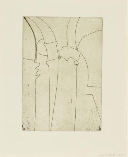 Ben Nicholson-Urbino (L. 1)-1965