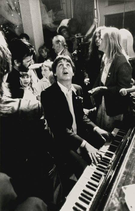 Terry O'Neill-Paul Mccartney, 1981-