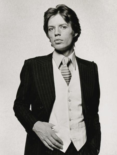 Terry O'Neill-Mick Jagger, 1976-1976